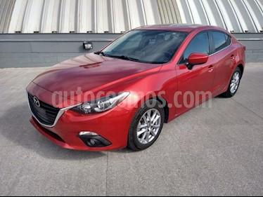 foto Mazda 3 Sedan s usado (2014) color Rojo Fugaz precio $199,000