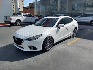 Mazda 3 Sedan s Grand Touring Aut usado (2015) color Blanco precio $218,900