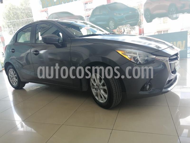 Mazda 3 Sedan i Touring usado (2016) color Gris precio $159,900