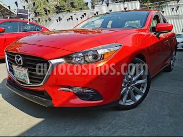 Mazda 3 Sedan I Sport Aut usado (2018) color Rojo precio $285,000