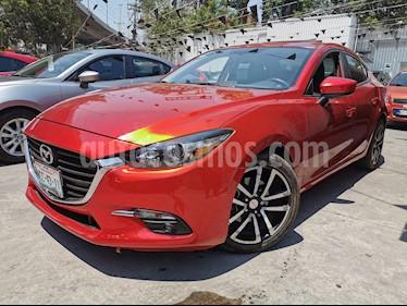 Mazda 3 Sedan I Sport Aut usado (2018) color Rojo precio $255,000