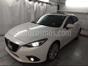 Mazda 3 Sedan s Grand Touring Aut usado (2016) color Blanco Perla precio $245,000