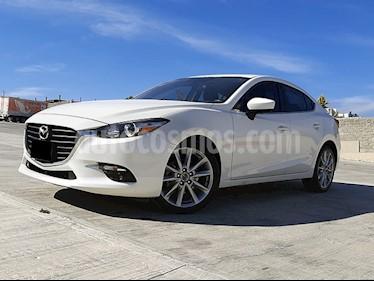 Mazda 3 Sedan s Aut usado (2018) color Blanco Perla precio $288,000