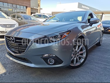 Mazda 3 Sedan i Grand Touring Aut usado (2015) color Plata Sonic precio $220,000