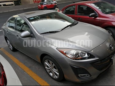 Mazda 3 Sedan s Aut usado (2011) color Aluminio precio $120,000