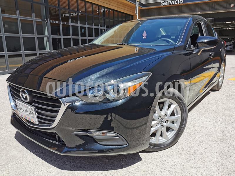 Mazda 3 Sedan i Touring usado (2018) color Negro precio $255,000