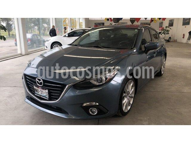 Mazda 3 Sedan i Grand Touring Aut usado (2016) color Azul Marino precio $230,000