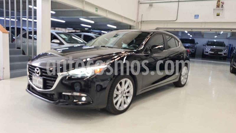 Mazda 3 Sedan s Grand Touring Aut usado (2018) color Negro precio $319,100