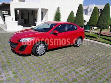 Mazda 3 Sedan i Aut usado (2011) color Rojo precio $101,500