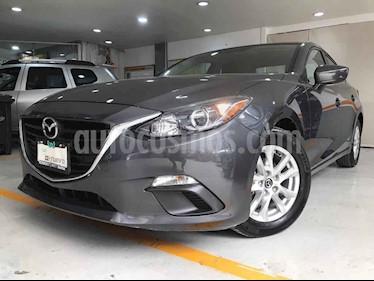 Mazda 3 Sedan i 2.0L Touring Aut usado (2016) color Gris precio $214,900