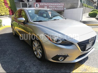 Mazda 3 Sedan s Grand Touring Aut usado (2016) color Aluminio precio $234,000