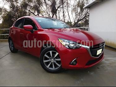 Mazda 3 Sedan i Touring usado (2016) color Rojo precio $180,000