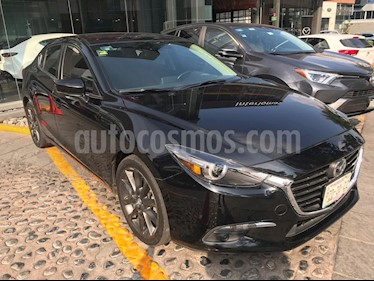 Mazda 3 Sedan s Grand Touring Aut usado (2017) color Negro precio $242,000