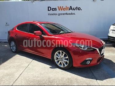 Mazda 3 Sedan i Grand Touring Aut usado (2016) color Rojo precio $234,900