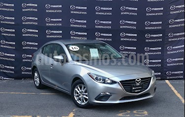 Mazda 3 Sedan i usado (2016) color Aluminio precio $175,000