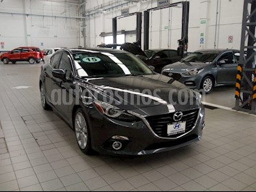 Mazda 3 Sedan s Grand Touring Aut usado (2015) color Gris precio $209,000