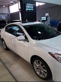 Mazda 3 Sedan s usado (2012) color Blanco precio $120,000
