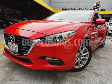 Mazda 3 Sedan i Touring usado (2017) color Rojo precio $250,000