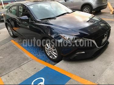 Mazda 3 Sedan i Touring Aut usado (2016) color Azul precio $225,000