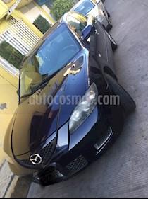 Mazda 3 Sedan i 2.0L Touring Aut usado (2009) color Azul precio $90,500