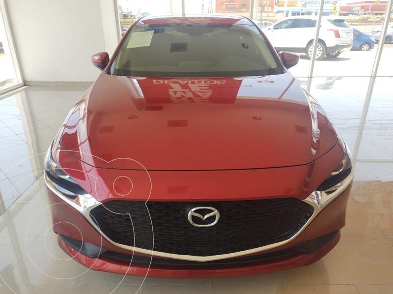Foto Mazda 3 Sedan i Sport usado (2021) color Rojo Cobrizo precio $360,000