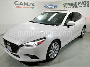 Mazda 3 Sedan s Grand Touring Aut usado (2017) color Blanco precio $272,900