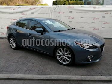 Mazda 3 Sedan s Grand Touring Aut usado (2015) color Azul Acero precio $220,000