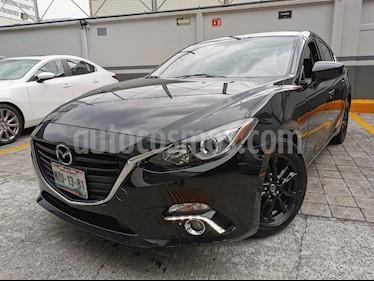 Mazda 3 Sedan i Touring usado (2016) color Negro precio $195,000