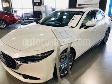 Mazda 3 Sedan i Grand Touring Aut usado (2020) color Blanco Perla precio $412,900