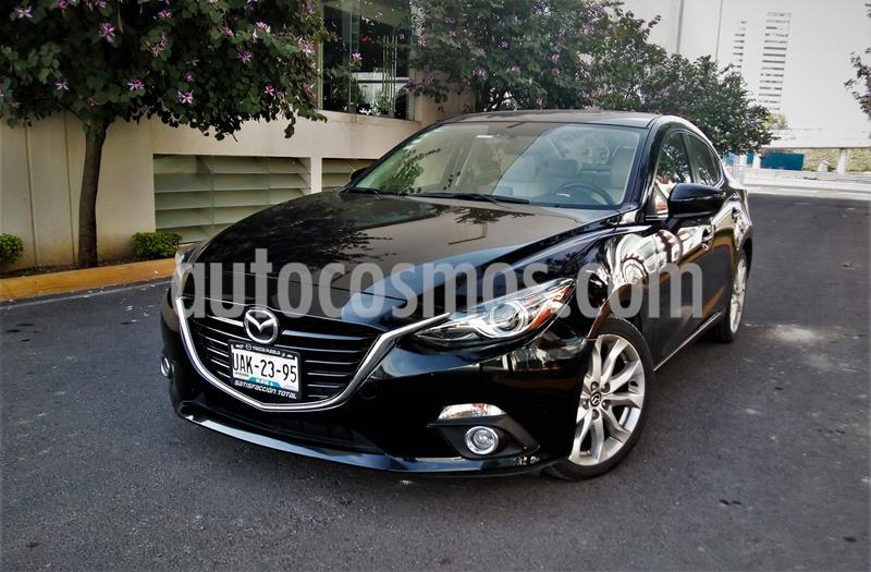 Mazda 3 Sedan s Grand Touring Aut usado (2016) color Negro precio $235,000