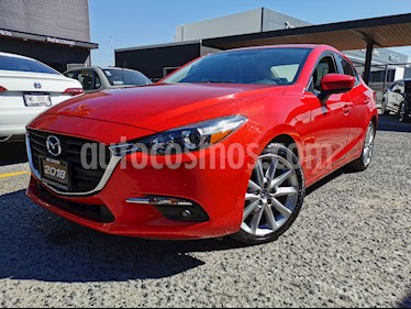 Mazda 3 Sedan I Sport Aut usado (2018) color Rojo precio $299,000