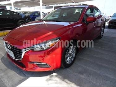 Mazda 3 Sedan i Touring Aut usado (2017) color Rojo precio $240,000