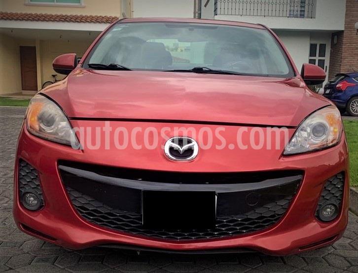 Mazda 3 Sedan i 2.0L Touring Aut usado (2013) color Rojo precio $136,999