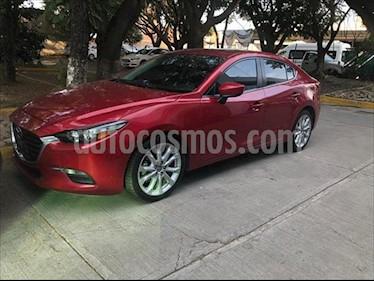 foto Mazda 3 Sedan s usado (2017) color Rojo precio $270,000