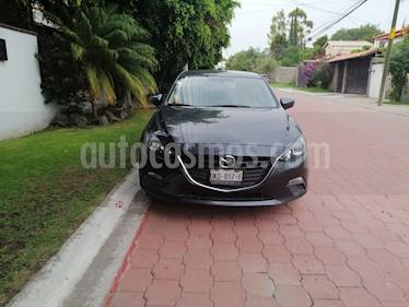 Mazda 3 Sedan i 2.0L Touring Aut usado (2015) color Gris Oscuro precio $225,000