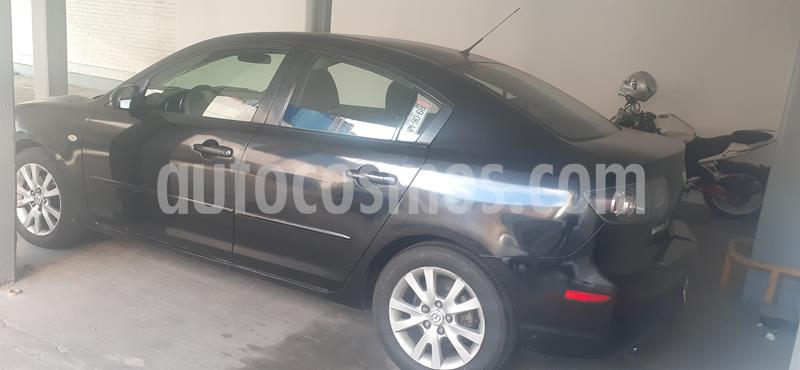 Mazda 3 Sedan s usado (2008) color Negro precio $80,000