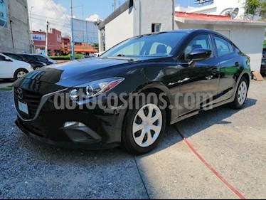 Mazda 3 Sedan i Aut usado (2016) color Negro precio $188,000