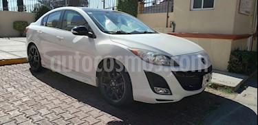 Mazda 3 Sedan I Sport Aut usado (2011) color Blanco precio $130,000