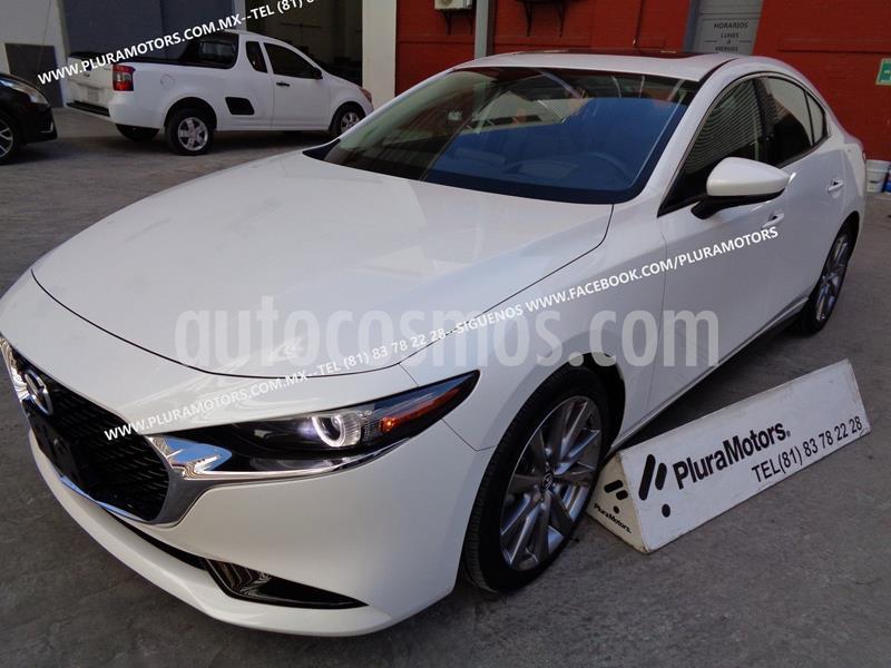 Mazda 3 Sedan i Grand Touring Aut usado (2019) color Blanco precio $339,000