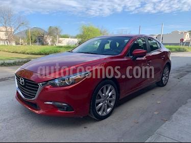 Mazda 3 Sedan i 2.0L Touring Aut usado (2018) color Rojo precio $305,000
