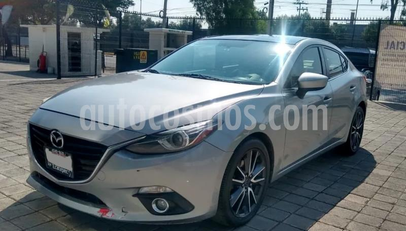 Mazda 3 Sedan s Grand Touring Aut usado (2016) color Plata Dorado precio $224,000