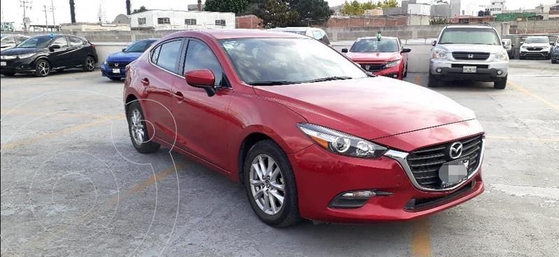 Mazda 3 Sedan i Touring usado (2018) color Rojo precio $267,000