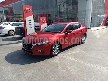Mazda 3 Sedan i Touring usado (2018) color Rojo precio $261,900
