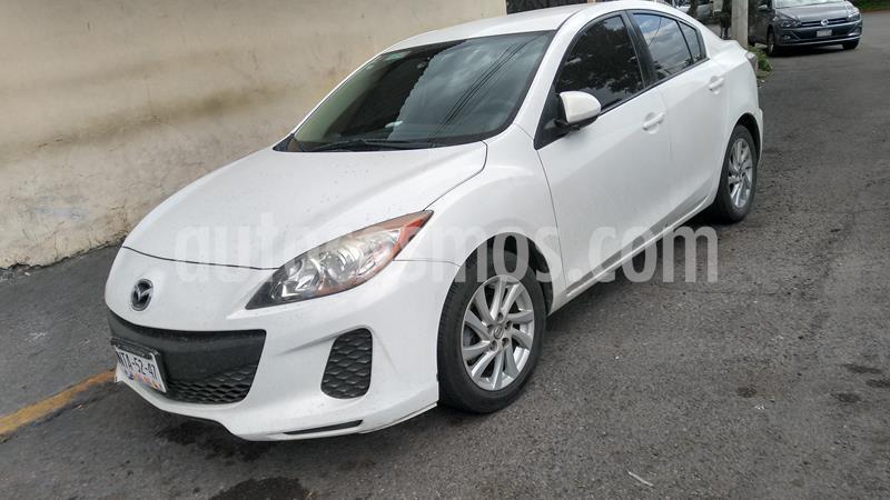 Mazda 3 Sedan i Touring usado (2012) color Blanco Cristal precio $111,000