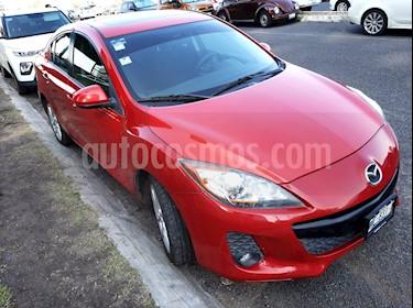 Mazda 3 Sedan i Sport usado (2013) color Rojo precio $135,000