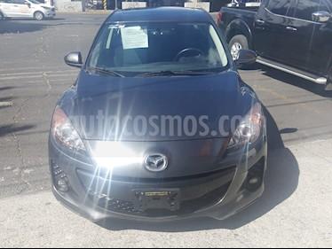 Foto Mazda 3 Sedan s Aut usado (2013) color Gris precio $151,000