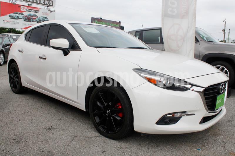 Mazda 3 Sedan s Grand Touring Aut usado (2018) color Blanco precio $310,000