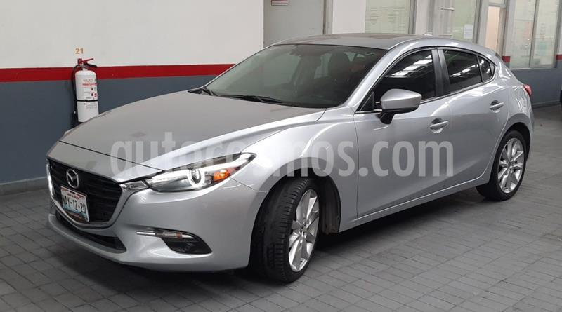 Mazda 3 Sedan s Grand Touring Aut usado (2017) color Plata precio $269,000