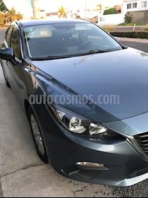 Mazda 3 Sedan i Touring usado (2016) color Azul Metalizado precio $185,000