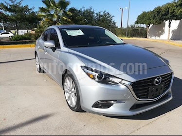 Mazda 3 Sedan s Aut usado (2018) color Plata precio $288,000